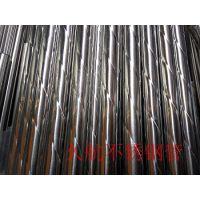 佛山厂家供应201不锈钢螺纹管好看的门窗装饰管压花管22*0.3---1.1规格齐全