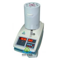 深圳冠亚压片玉米水分检测仪-蒸汽压片玉米水分测试仪