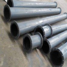 脱硫防腐衬胶管道,钢衬胶管