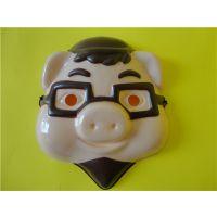供应猪猪侠面具 迷糊老师面具 动感光波面具 蜡笔小新面具