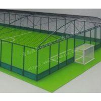 笼式足球场-人造草坪五人制足球场