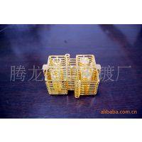 深圳提供手机按键金色镭雕电镀加工(图)