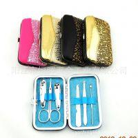 工厂供应优质指甲剪、指甲锉、眉夹等 美容修护套装