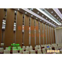 珠海移动隔断屏风厂家超硬铝合金型材 超高型活动屏风舞蹈室办公室隔墙会议室折叠门客厅推拉门