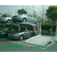 甘孜的简易升降式车库厂家莱贝俯仰家用停车库特点