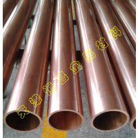 恩施医用脱脂紫铜管价格 空调管规格表 铜管价格表铜管材