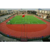 东莞塑胶跑道材料|惠州丙烯酸球场材料|韶关混合型塑胶跑道生产厂家
