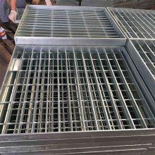 旺来镀锌格栅板 格栅板厂 不锈钢网格板