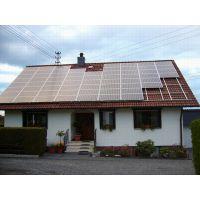 家用太阳能电池板厂家 太阳能电池板块原理 家用太阳能设备英利太阳能电池板