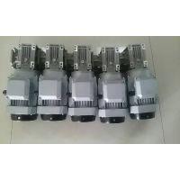 250W 370W 550W 750W铝合金RV涡轮蜗杆减速电机各种型号选型参数