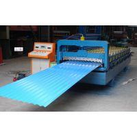 沧州和新元厂家直销 全自动850压瓦机 水波纹型彩瓦机 彩钢设备