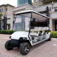 上海厂家直销6座高尔夫球车 游乐园休闲代步车 景区观光车价格