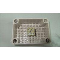 供应防水接线盒 灯具接线盒 带端子接线盒 65*95*55mm按钮接线盒