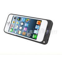 工厂优势批发 iphone5背夹电池 背夹电源 2200mah苹果移动电源