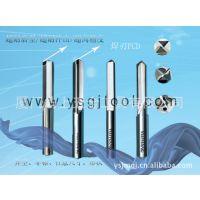 专业生产非标刀具 PCD钻铰刀 2刃直槽钻铰刀