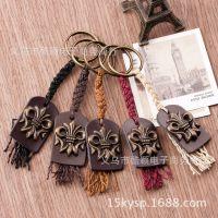 厂家直销钥匙扣定做合金钥匙链创意广告钥匙配饰定制纪念小礼品