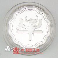 厂家专业定制  纪念章 镀金镀银纪念币 保险纪念币 旅游纪念币