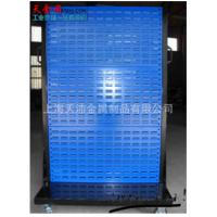 批发上海单双面物料架 工具挂板整理架 工具收纳架 非标定制