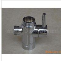供应欧文水暖洁具淋浴花洒水龙头全铜直桶快开分水器OV-F810