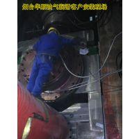 华顺S03油气润滑系统牵手芜湖新兴铸管双高线轧机、炼钢