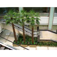 郑州枫林园艺专业制作生态园林工程商场室内外装饰用品仿真仿生植物棕榈树