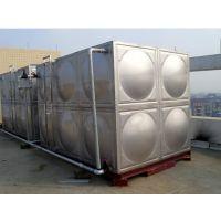 南郑不锈钢水箱价格 南郑不锈钢焊接式水箱 组合式水箱 RJ-S83