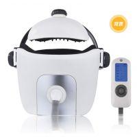 好来康热敷头部按摩器 改善睡眠 电动理疗仪 头部保健 气压脑部按摩机