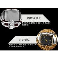 稳达时 28年专注手表定做厂家 高档礼品钨钢手表 不锈钢蝴蝶扣尽显奢华品质