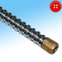浩斯供应P3型金属软管 外径5mm-15mm单扣型金属软管 量大从优
