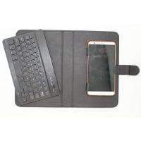 手机通用皮套蓝牙键盘安卓苹果可用厂家直销可定制印刷