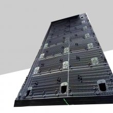 优质PVC现货方形横流塔/晾水塔散热填料淋水片1120x485mm 河北华强