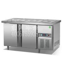 供应餐厅热汤池台 不锈钢热汤台尺寸