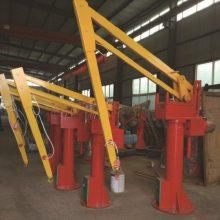 四连杆机构原理 物料垂直升降 高立柱式结构 PJ050 亚重 提升速度5.52m/min