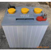 供应搬运车堆高车观光游览车用高容量3D250电瓶6V250Ah蓄电池