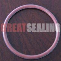 专业生产FEP/PFA 全包覆氟橡胶/硅橡胶O型圈 全包氟O形圈 O形密封垫圈