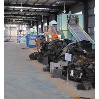 聚酯瓶片热洗与冷洗加工设备 专业PET废塑料清洗设备生产厂家