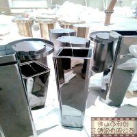 供应佛山利创加工异形不锈钢花盆生产厂家(LC-001)