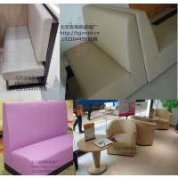 咖啡厅家具订做、茶餐厅快餐店餐桌餐椅卡座沙发领航厂家-全国配送-实木简约现代-天津绿鼎家具厂
