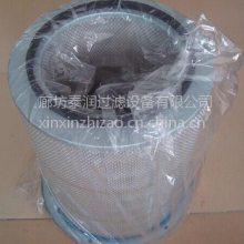 空气滤清器4913882带螺丝安装孔空滤厂家