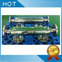 不锈钢热交换器/管式冷凝器/螺旋螺纹管式换热器