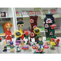 供应软陶DIY培训兴趣高级班/卡通动漫人物、动物