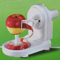 批发彩装全自动水果削皮器/电动削皮机(带变压器) 全自动削皮刨