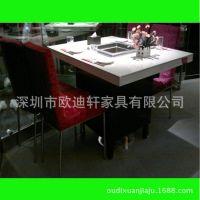 定做批发韩式电烤炉自助烧烤桌火锅烧烤一体桌烤涮火锅桌