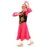 北京儿童新疆舞蹈演出服装出租赁