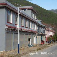 太阳能灯哪里便宜 河北美丽乡村LED路灯 太阳能20瓦路灯批发