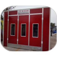 烤漆房设计方案 报价配置宝利丰汽车烤漆房家具喷漆房厂家直销