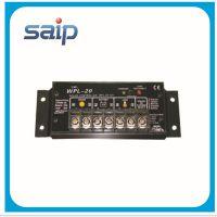 斯普威尔直销 WPL06系列防水型太阳能控制器 6A12V光伏发电控制器