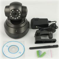 店铺家用监控系统 微型网络摄像机 无线监控 防盗报警 摄像头