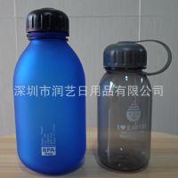 厂家生产迷你玲珑大肚子小太空杯 350ml带水位线BPA FREE太空杯
