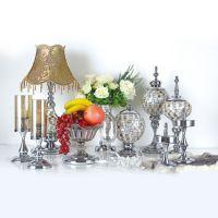 后现代家居简装工艺饰品玻璃贝壳装饰摆件创意礼品创意家居